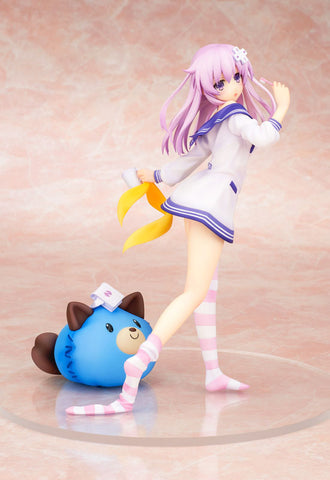 Hyperdimension Neptunia Broccoli Hyperdimension Neptunia Nepgear Wake Up Version PVC Figure (1:8 Scale)