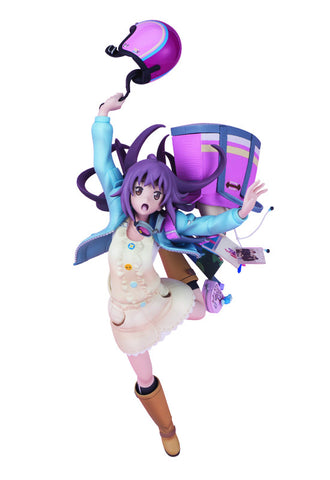 The Rolling ☆Girls Union Creative  Hdge technical statue No.8 Nozomi Moritomo Figure