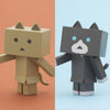 Nyanboard figure collection (SET OF 10 NYANBOARD)