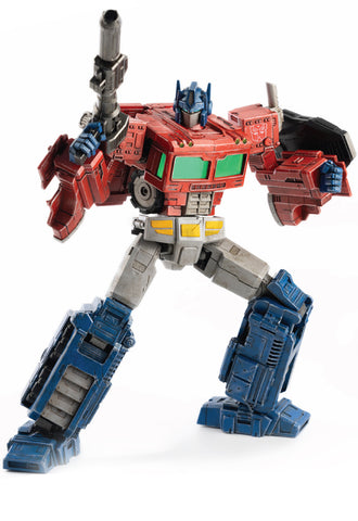 Transformers: War For Cybertron Trilogy x ThreeA DLX Optimus Prime (Retail)