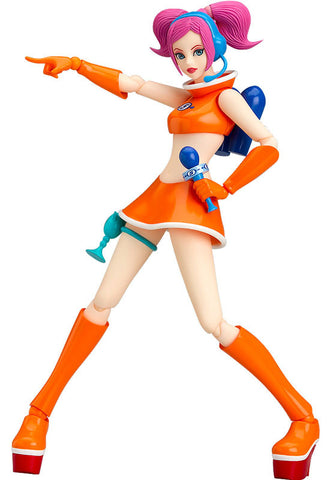 EX-043 Space Channel 5 Series figma Ulala: Exciting Orange ver.