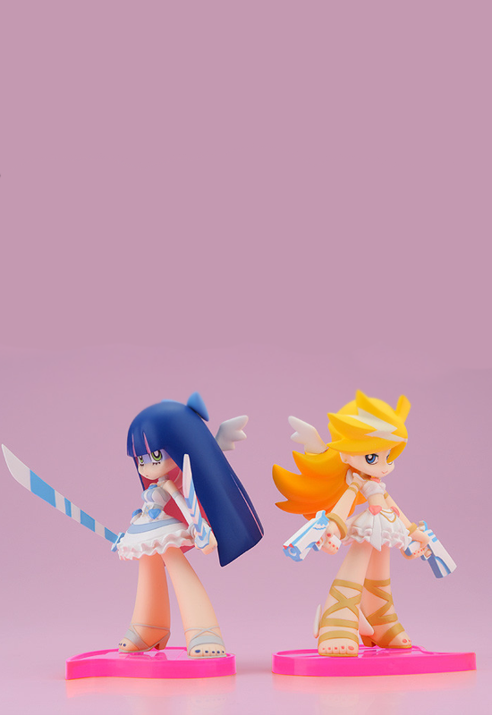 Panty & Stocking Phat! Panty & Stocking - Angel Ver. PVC