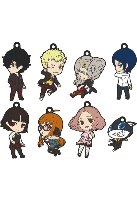 PERSONA5 The Animation Nendoroid Plus Collectible Keychains (Set of 8 Characters)