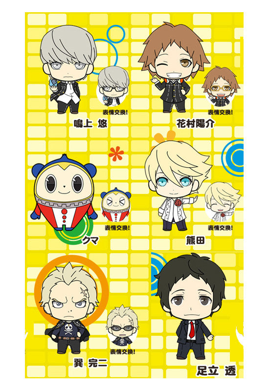 Persona 4 The Golden Good Smile Company Picktam! Persona 4 The Golden: Boys (Single)