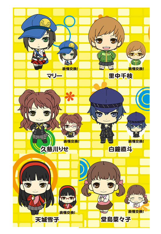 Persona 4 The Golden Good Smile Company Picktam! Persona 4 The Golden: Girls (Set of 6)