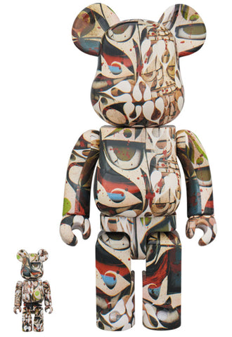 BE@RBRICK Medicom Phil Frost 100% & 400%