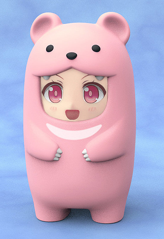 Nendoroid More Good Smile Company Face Parts Case Pink Bear