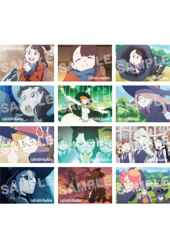 Little Witch Academia GOOD SMILE COMPANY Collectible Post Cards (1 Random Blind Card)