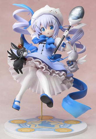 Is the order a Magic Girl?? STRONGER Mahou Shoujo Chino (REPRODUCTION)