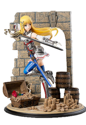 Hourou Yuusha wa Kinka to Odoru New Vision Toy Rachel 1/8 PVC Figure