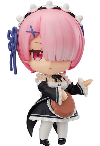732 Re:ZERO -Starting Life in Another World- Nendoroid Ram (Re-run)