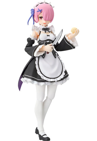 347 Re:ZERO -Starting Life in Another World- figma Ram (re-run)