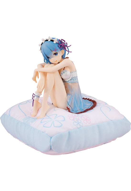 Re:ZERO -Starting Life in Another World- KADOKAWA Rem: Birthday Blue Lingerie Ver.