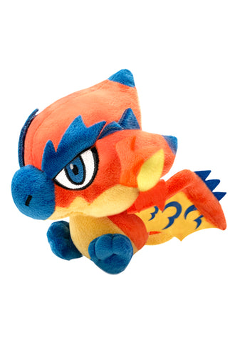 MONSTER HUNTER CAPCOM Monster Hunter Chibi-Plush Rathalos (Re-run)