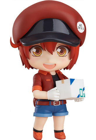 1214 Cells at Work! Nendoroid Red Blood Cell