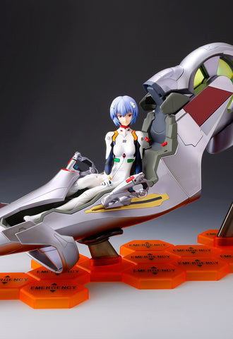 EVA GLOBAL Exclusive Reproduction Evangelion VERTEX Entry Plug Interior Rei Ver.