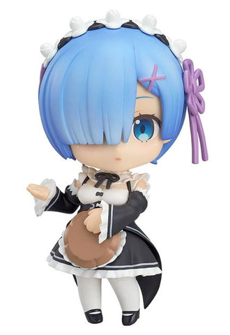 663 Re:Zero -Starting Life in Another World- Nendoroid Rem (Re-run)