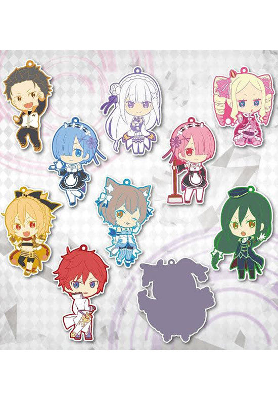 Re:Zero -Starting Life in Another World- TOYSWORKS Niitengomu! Re: Life in a different world from zero (Set of 10)