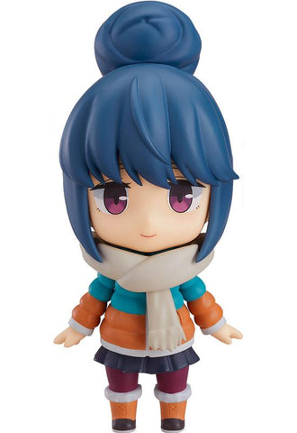981 Laid-Back Camp Nendoroid Rin Shima(re-run)
