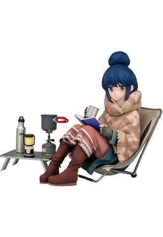 Laid-Back Camp WING Rin Shima