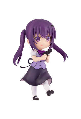 Is the order a rabbit? BLOOM  PLUM Mini Figure Rize