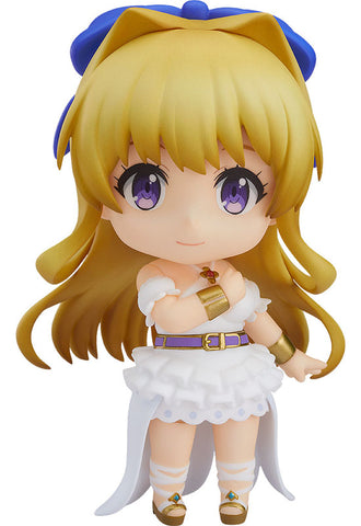 1353 Cautious Hero: The Hero Is Overpowered But Overly Cautious Nendoroid Ristarte