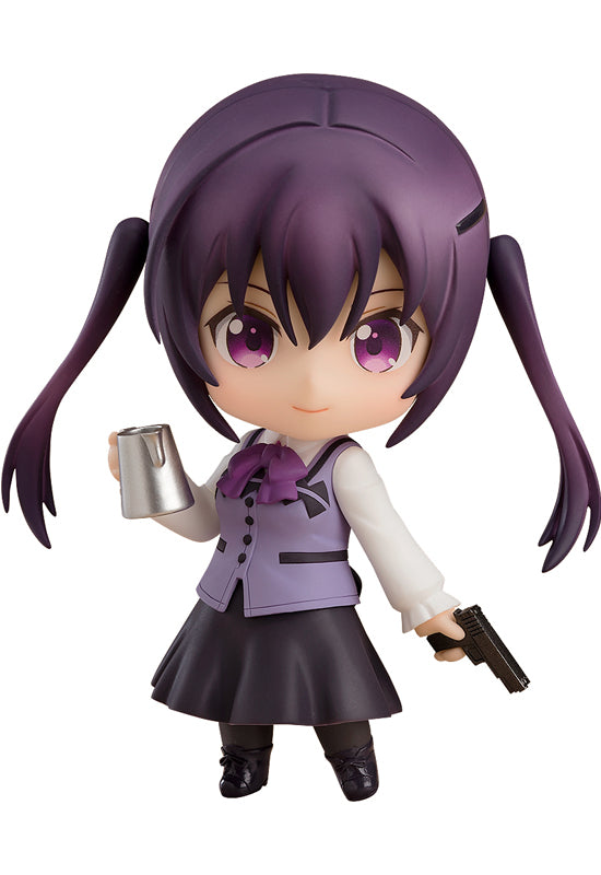 992 Is the Order a Rabbit? Nendoroid Rize