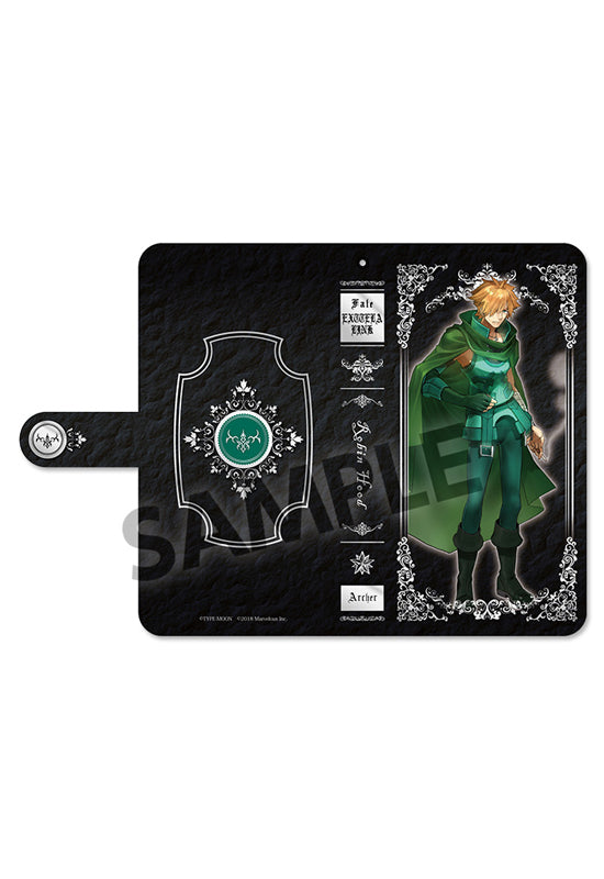 Fate/EXTELLA LINK HOBBY STOCK Cell Phone Wallet Case Robin Hood