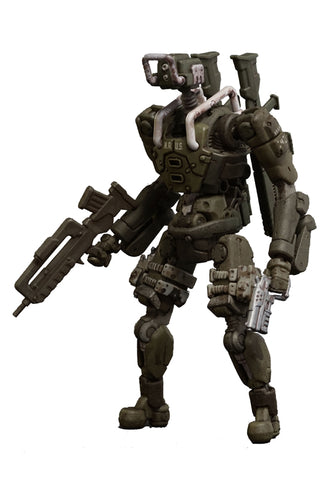 ACID RAIN TOYS ALLIANCE LIMITED 1/18 SCALE MT-40 CAMELBOT FAV-A18