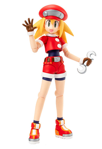 Rockman Legends Sen-Ti-Nel 4inch-nel  Roll Caskett