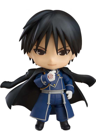 823 Fullmetal Alchemist: Brotherhood Nendoroid Roy Mustang(re-run)