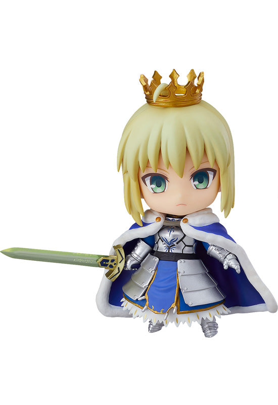 600b Fate/Grand Order Nendoroid Saber/Altria Pendragon: True Name Revealed Ver.