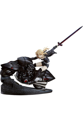 Fate/Grand Order GOOD SMILE COMPANY Saber/Altria Pendragon (Alter) & Cuirassier Noir