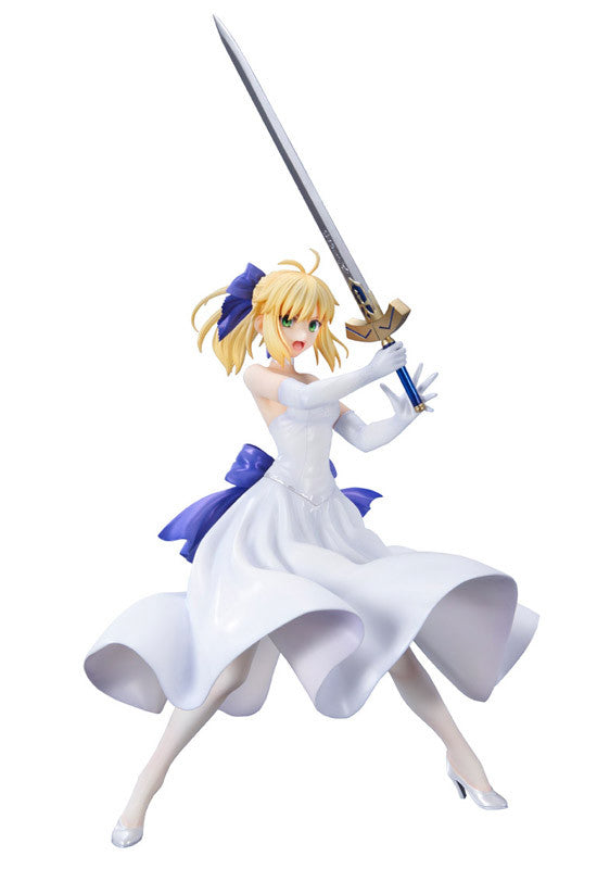 Fate/stay night [Unlimited Blade Works] BELLFINE Saber White Dress Ver. (4th-run)