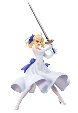 Fate/stay night [Unlimited Blade Works] BELLFINE Saber White Dress Ver.
