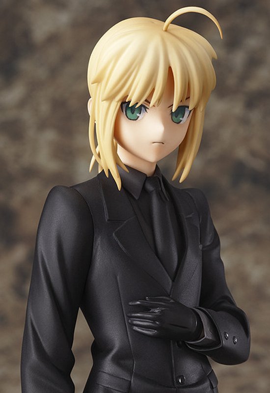 Fate/Zero Good Smile Company Saber/Zero Refined 1/8