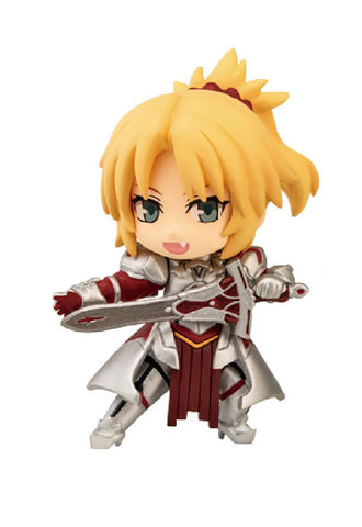 Fate/Apocrypha Chara-Ani Toy'sworks Collection Niitengo premium Red Faction: Saber of