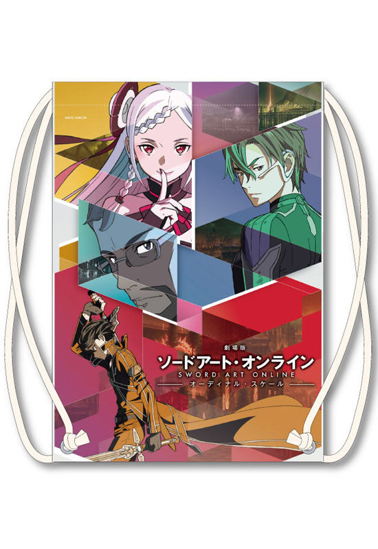 Sword Art Online The Movie Ordinal Scale HOBBY STOCK Sword Art Online The Movie  Ordinal Scale  Sackpack