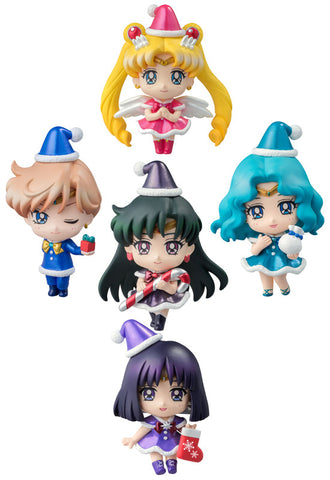 SAILOR MOON PETIT CHARA! CHRISTMAS SPECIAL  VER. (Set of 5 Characters)