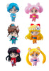SAILOR MOON MEGAHOUSE PETIT CHARA Let's go to festival