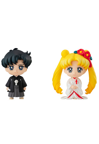 PETIT CHARA SAILOR MOON Happy Wedding Japanese Wedding Ver.