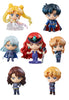 SAILOR MOON PETIT CHARA! DARK KINGDOM (Set of 7 Characters)