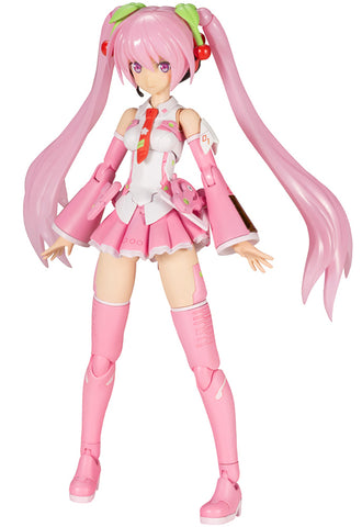 FRAME MUSIC GIRL Kotobukiya SAKURA MIKU MODEL KIT