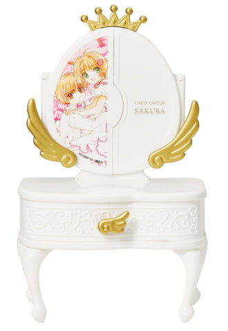 Card Captor Sakura Union Creative Piccolo Dresser WHITE
