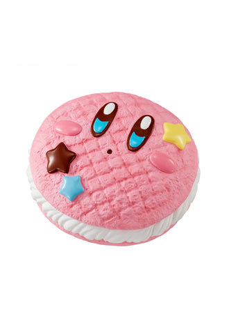KIRBY SUPER STAR MEGAHOUSE FLUFFY SQUEEZE DONUT SHOP KIRBY CREAM SAND