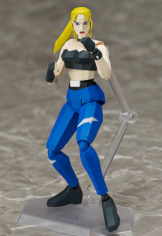 SP-068b Virtua Fighter FREEing figma Sarah Bryant: 2P Color Ver.