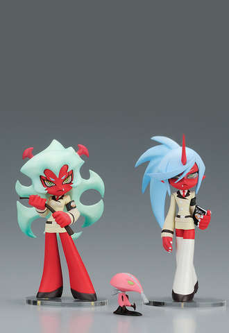 Panty & Stocking with Garterbelt Phat Twin Pack + Scanty & Kneesocks