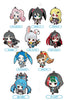 Sega Hard Girls FREEingSega Hard Girls Trading Rubber Straps