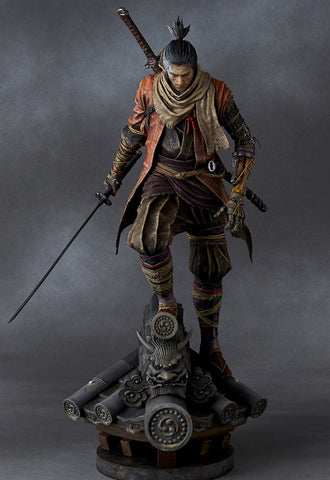 SEKIRO: SHADOWS DIE TWICE GECCO Wolf 1/6 Scale Statue