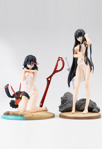 KILL la KILL HOBBY JAPAN Ryuko Matoi & Satsuki Kiryuin sisters set (Reproduction)